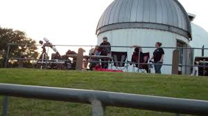 astronomy day 2012 at george observatory with cosmic obsession