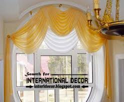 Arch Window Curtain Curtain Designs