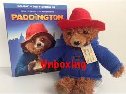 stuffed teddy bears walmart com paddington blu ray unboxing wal mart exclusive w plush youtube