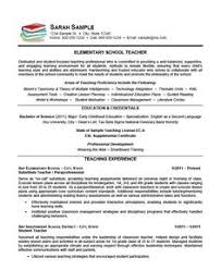 Teaching Resume Examples by Buzzwords For Teacher Resumes U2026 Teacher In The Making