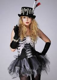Voodoo Themed Halloween Costumes Skelequin Womens Costume Exclusively Spirit Halloween