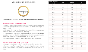wedding ring sizes azarai jewelers how to find your ring size nigeria