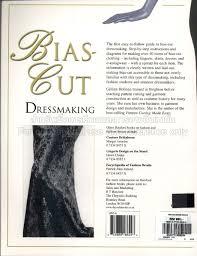 bias cut dressmaking tcdc resource center
