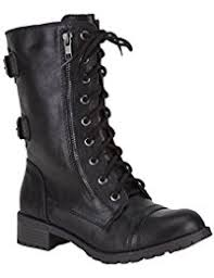 womens combat boots size 9 amazon com combat boots shoes clothing shoes jewelry