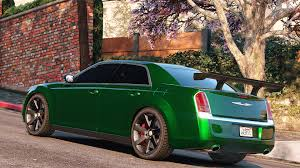 chrysler car 300 2012 chrysler 300 srt8 add on replace tuning gta5 mods com