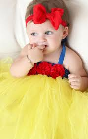 Cute Halloween Costumes Baby Girls 25 Baby Snow White Costume Ideas Snow White