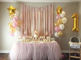 party table pink and gold birthday party ideas gold birthday birthdays and gold