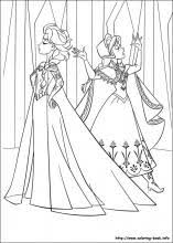 frozen coloring pages on coloring book info