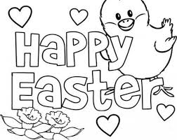 easter kids free coloring pages art coloring pages