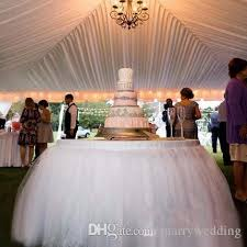 black tulle table skirt new white tulle table skirt tutu table decorations for wedding event