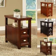 narrow end tables with storage great small table end of end tables designs narrow end tables with