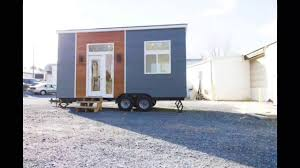 170 sqft modern tiny house from liberatio tiny homes youtube