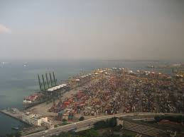 First stage of Singapore s Tuas Terminal project s underway