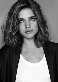 collarbone length wavy hair ideas about medium length wavy hairstyles cute hairstyles for girls