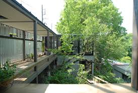 Arts And Crafts Garden - arts and crafts architectural design associates okagami house
