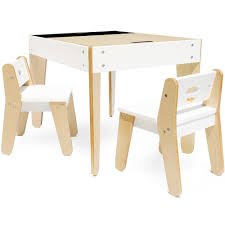 Outdoor Table And Chair Buy The Pkolino Modern Toddler Table And Chairs White Pkfftcmdwh