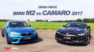 light green bmw amazing drag race bmw m2 vs 2017 chevrolet camaro ss fifty