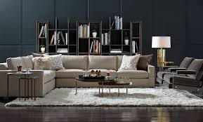 Broyhill Leather Sofa Reviews Sofas Wonderful Mitchell Gold Leather Chair Pottery Barn Leather