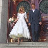 plus size tea length wedding dresses uk free uk delivery on plus