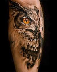 owl tattoos rebel circus