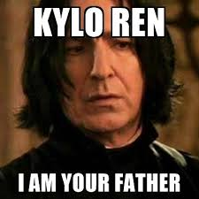 Snape Always Meme - i knew it was snape all along always starwarsmemes