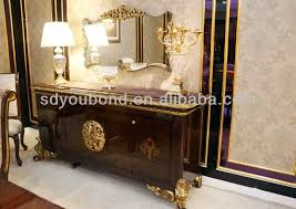 0063 royal wooden royal hand carved classic luxury italian dining
