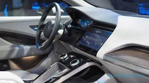land rover reveal futuristic steering wheel concept