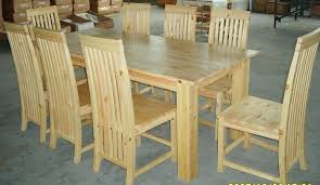 pine dining room table square pine dining table white solid pine wood dining table and