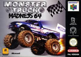 grave digger monster truck games monster truck madness 64 details launchbox games database