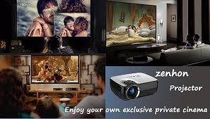 amazon black friday projector deals 2017 amazon com projector zenhon mini portable video led projector