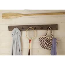 wall mounted coat racks prepac furniture floating entryway shelf