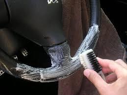 comment nettoyer des sieges en cuir de voiture nettoyer intérieur cuir mode d emploi photos 206