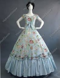 Southern Belle Halloween Costume Southern Belle Victorian Princess Period West Dress Theatrical