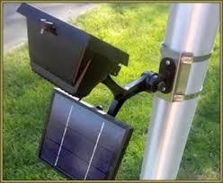 solar led flagpole light 420 lux led commercial solar flagpole light solar knowledge base