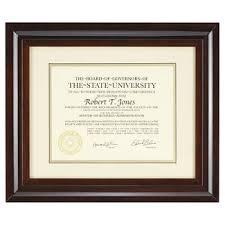 frames for diplomas diploma frames target
