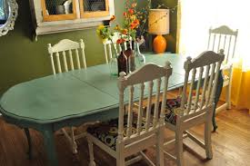 Painted Dining Room Furniture Ideas Painted Dining Room Table Ideas Items Similar To Sle Ideas For