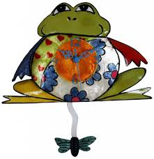 Coolest Clocks by 13 Cutest Frog Clocks For Your Home