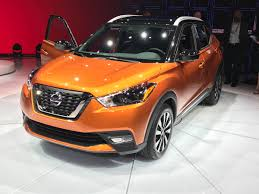 nissan kicks la 2017 nissan kicks car design news