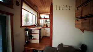 architecture home design firefighter s self built tiny house is an earthship on wheels