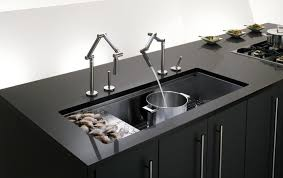 best kitchen sink material modern how to choose the best material for your kitchen sink tap