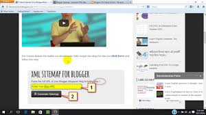 Embed Google Maps On Your Blog Or Site Blodger by Complete Seo For Blogger Blog Youtube