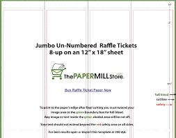 templates for raffle tickets 50 free raffle u0026 movie ticket templates templatehub