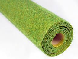 spring green grass landscaping mat 1000mm x 750mm tm6301 hobbies