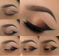 the 25 best ideas about bronze smokey eye on hazel eye makeup hazel eyes and bronze eye makeup
