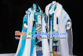 Traditional Chinese Imperial Court Prince Emperor Dress Asian