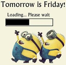 Almost Friday Meme - glamgeek co uk on twitter good morning and happy thursday