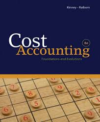 cost accounting foundations and evolutions 8e by ralborn authorstream
