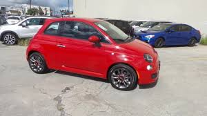 fiat 500 hatchback new 2017 fiat 500 pop hatch hatchback in honolulu z17046 cutter
