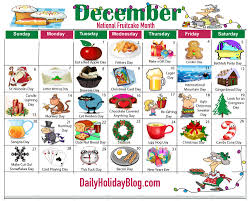 upload your free december calendar daily