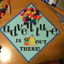 College Graduation Cap Decoration Ideas I Decorated My Graduation Cap Up Style Disney Graduation